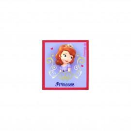 Thermocollant Toile Princesse Sofia Love