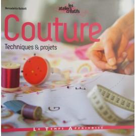"""Book """"Couture techniques et projets"""""""
