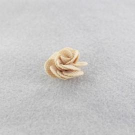 Camellia to glue/to sew - beige