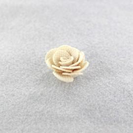 Camellia to glue/to sew - linen