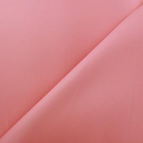 Simili cuir Karia rose x 10cm