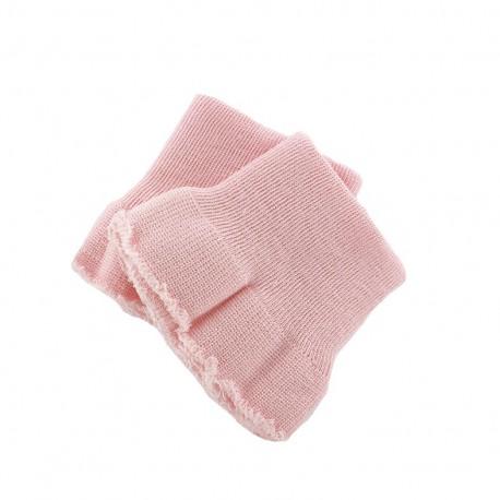 Wrist ribbing - pink