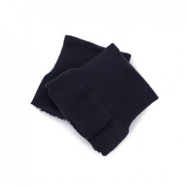 Wrist ribbing - midnight blue