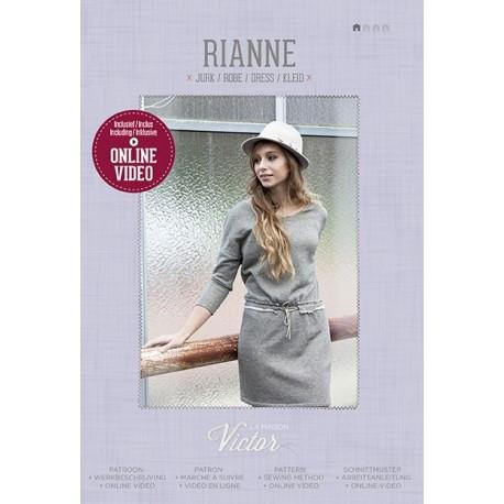 Patron robe Rianne