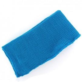 Jacket Ribbing  -  turquoise