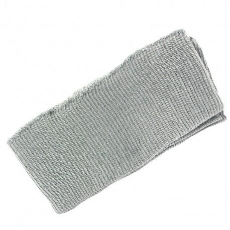 Jacket Ribbing  -  light grey