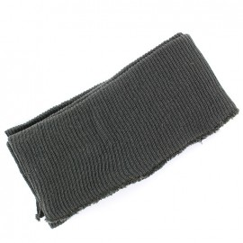 Jacket Ribbing  -  dark grey