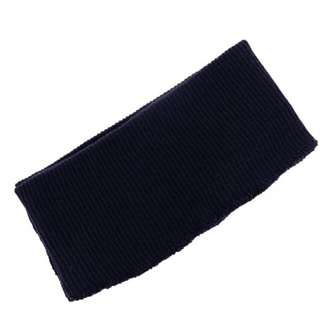 Jacket Ribbing  -  midnight blue