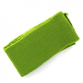 Jacket Ribbing  -  avocado