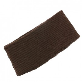 Jacket Ribbing  - brown