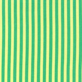 Fabric Clown Stripe Sprout x 10cm