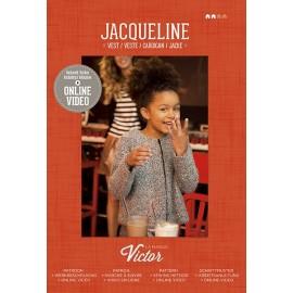 Patron veste Jacqueline - Maison Victor