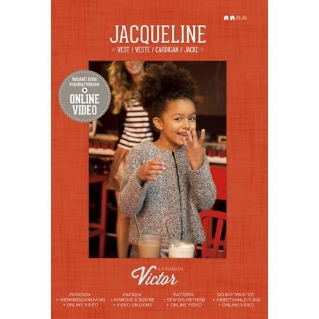 Patron veste jacqueline