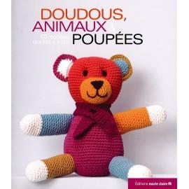 """Livre """"Doudous, animaux & poupées"""""""