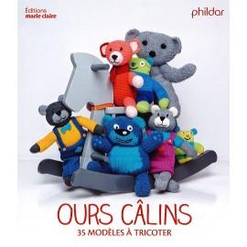 "Livre ""Ours câlins"""