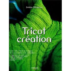 """Livre """"Tricot création"""""""