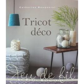 """Livre """"Tricot déco"""""""