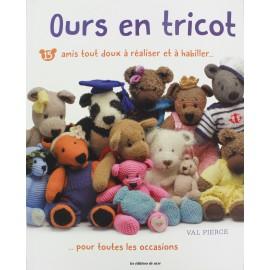 """Livre """"Ours en tricot"""""""
