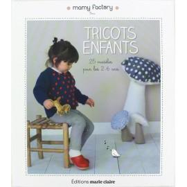 """Livre """"Tricots enfants"""""""