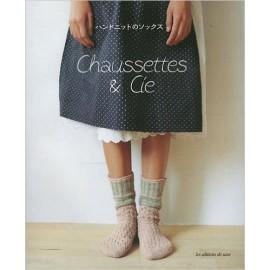 """Livre """"Chaussettes & cie"""""""