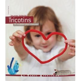 """Livre """"Tricotin 25 modèles pour s'amuser"""""""