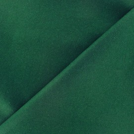 Wool broadcloth fabric - green x 10cm