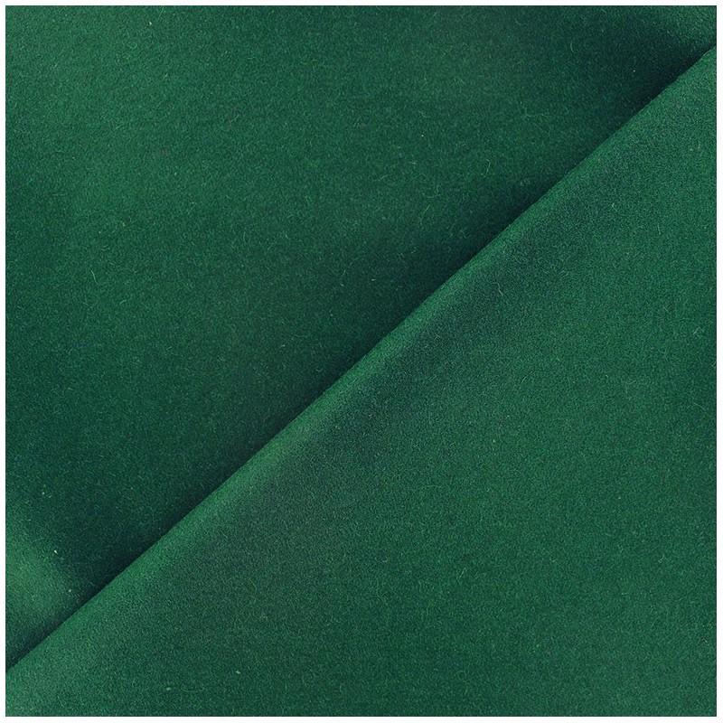 tissu drap de laine vert x 10cm ma petite mercerie. Black Bedroom Furniture Sets. Home Design Ideas