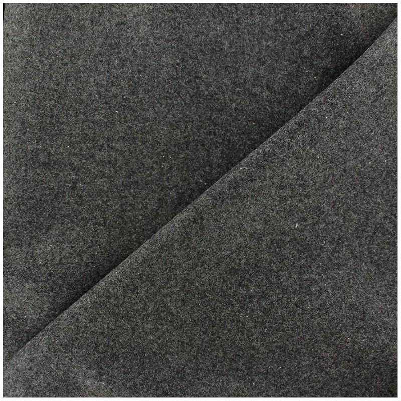 Tissu drap de laine james gris anthracite x 10cm ma petite mercerie - Tissu gris anthracite ...