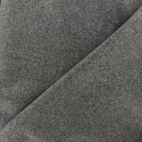 Tissu drap de laine james gris x 10cm ma petite mercerie - Tissu pour drap ...