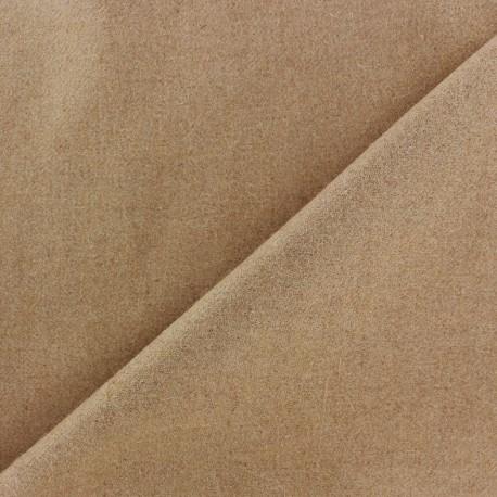 tissu drap de laine james camel x 10cm ma petite mercerie. Black Bedroom Furniture Sets. Home Design Ideas