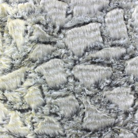 Fourrure Alka gris x 10cm