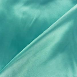 Tissu doublure bleu givré x 10cm