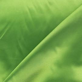 Tissu doublure vert tilleul x 10cm
