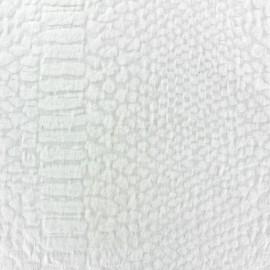 Fourrure Waco blanc x 10cm