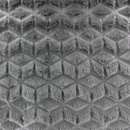 Fur Illusion - grey x 10cm