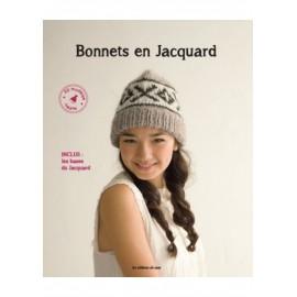 """Livre """"Bonnets en Jacquard"""""""