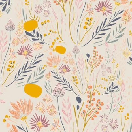 Jersey Fabric AGF Morning Walk Knits - Windswept lota Sun x 10cm