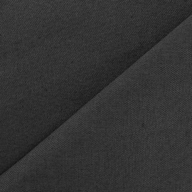 Cotton Canvas Fabric - CANAVAS anthracite x 10cm