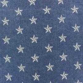 Tissu jeans Special star x 10cm