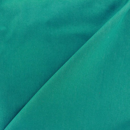 Jeans fabric 400gr/ml - turquoise x 10cm