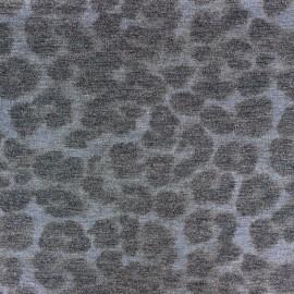 Neoprene fabric Léopard double jersey x 10cm