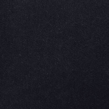 Thick Felt Fabric - navy x 10cm
