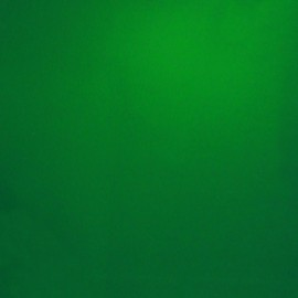 Tissu thermocollant métal vert