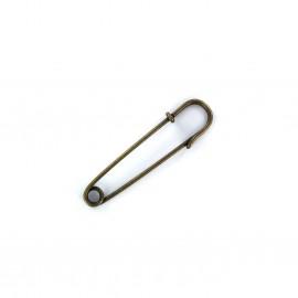 Epingle Kilt métal Bronze