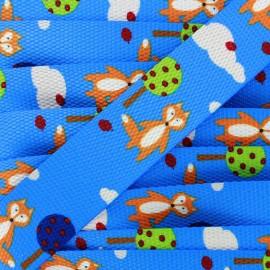 Strap Fox x1m - blue