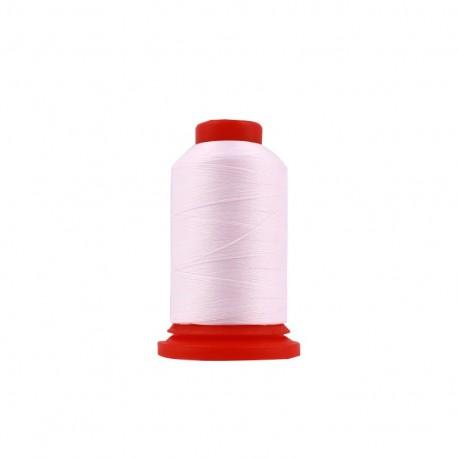 Cone of Serging-overlock foam thread 1000 m n°100 -Rose layet