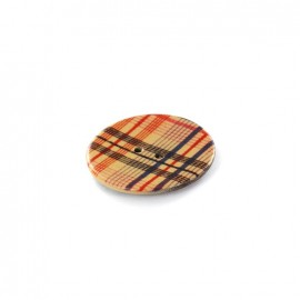 Coconut Button Savanah - two-tone
