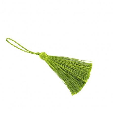 Pompom 70 mm - apple green