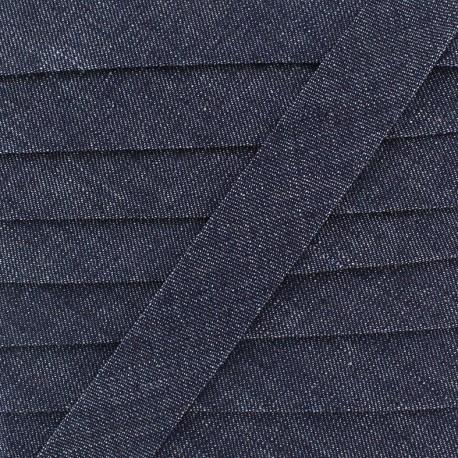 Bias binding - jeans