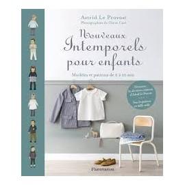 """Livre """"Nouveaux Intemporels pour enfants"""""""